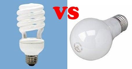 Do You Use Compact Fluorescent Light Bulbs?
