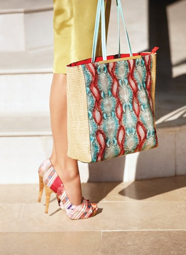 What style purse will you rock this spring? Whether you're looking for an over-the-shoulder tote or a cross-body satchel, T.J.Maxx has all the latest designer handbags, all for less!