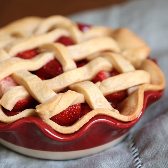 Fresh Strawberry Raspberry Pie Recipe