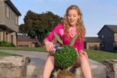 """Wilkinson Sword """"Mow the Lawn"""" Commercial With Bikini Line Shaving Song"""