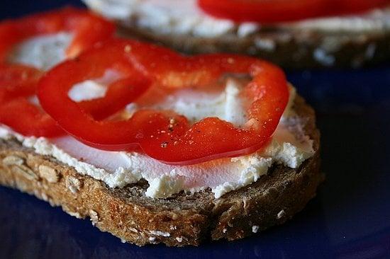 Open-Faced Sandwich