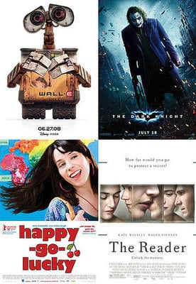 Sugar Shout Out: Top 10 Movies of the Year