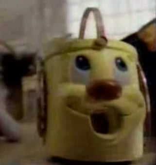 Pervy Toy Bucket Is Pretty Ballsy