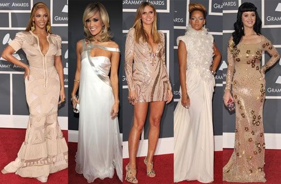 Red Carpet Grammy Photos Taylor Swift, Beyonce, Heidi Klum, Carrie Underwood, Lady Gaga, Britney Spears 2010-01-31 22:01:06