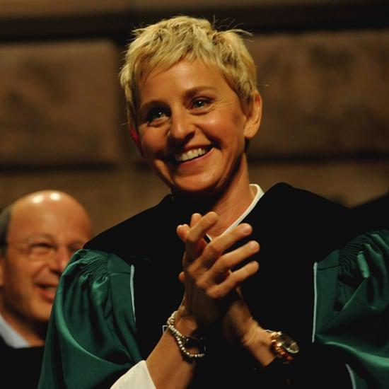 Inspiring Celebrity Graduation Speeches  | Video