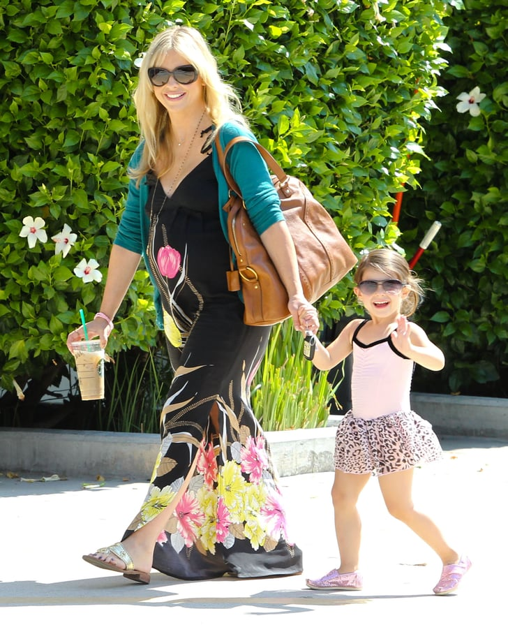 Sarah Michelle Gellar and Charlotte Prinze were all smiles in Studio City.