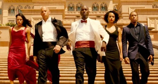 Watch the 'Fast 8' Cast on First Day on Set