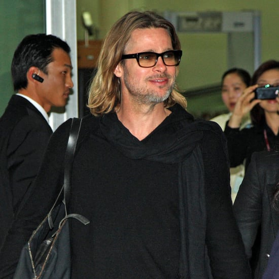 Brad Pitt Says He May Quit Acting