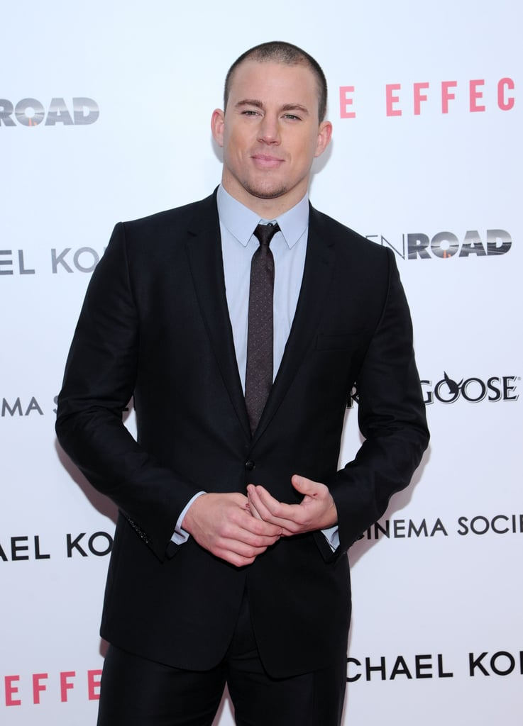 Channing, Rooney, and Jude Team Up For Their Side Effects Premiere
