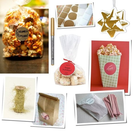 The Gift: Nuts and Popcorn