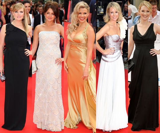 Photos of the Best Dressed at the 2010 BAFTA TV Awards