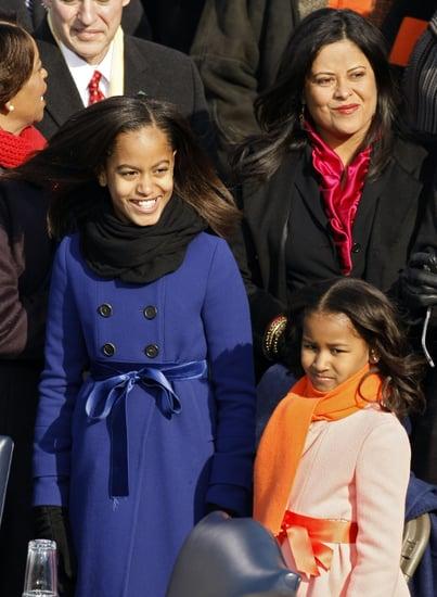 Malia and Sasha Obama Wore JCrew