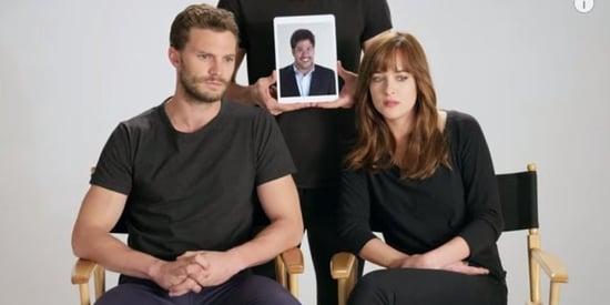 Dakota Johnson And Jamie Dornan Confess Little In Glamour 'Confessions' Video
