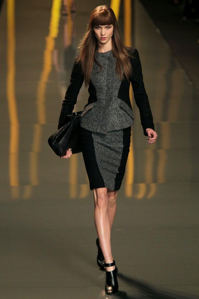2012 A/W Paris Fashion Week: Elie Saab