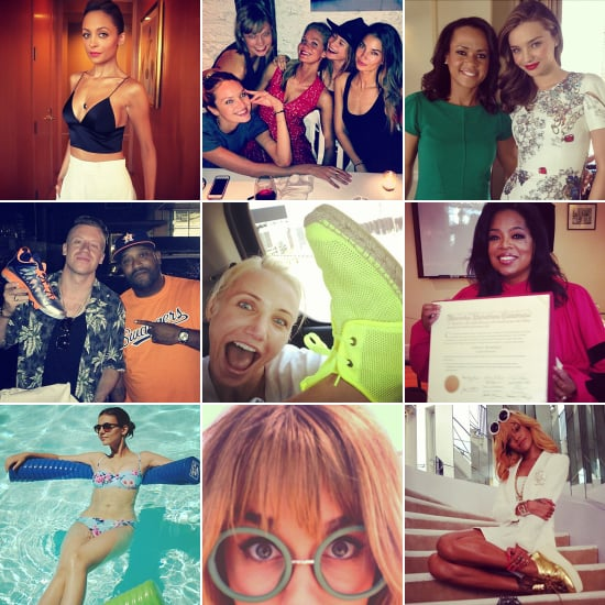 Cool Kicks, Silly Selfies, and More of the Week's Cute Celebrity Candids