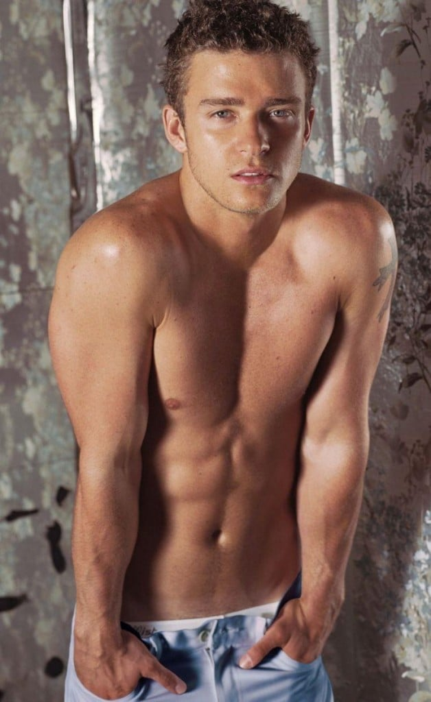 And Justin Timberlake's Abs