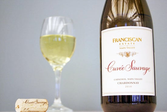 Aug. 15: 2010 Franciscan Estate Cuvée Sauvage Chardonnay
