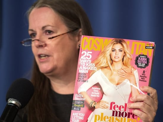 First, They Came For Cosmo...