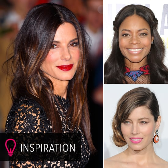 Rock Your Long Locks With Curls, Chignons, and More