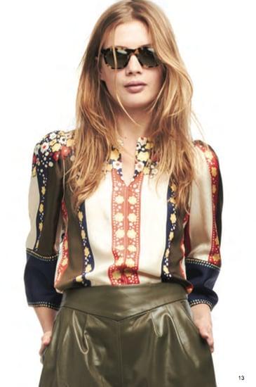 Lauren Moffat Fall 2011 Complete Lookbook [Photos]