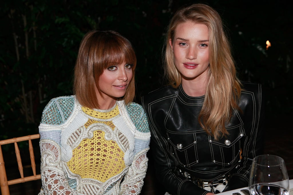 Nicole Richie Parties With Rosie Following Her Return to Reality TV