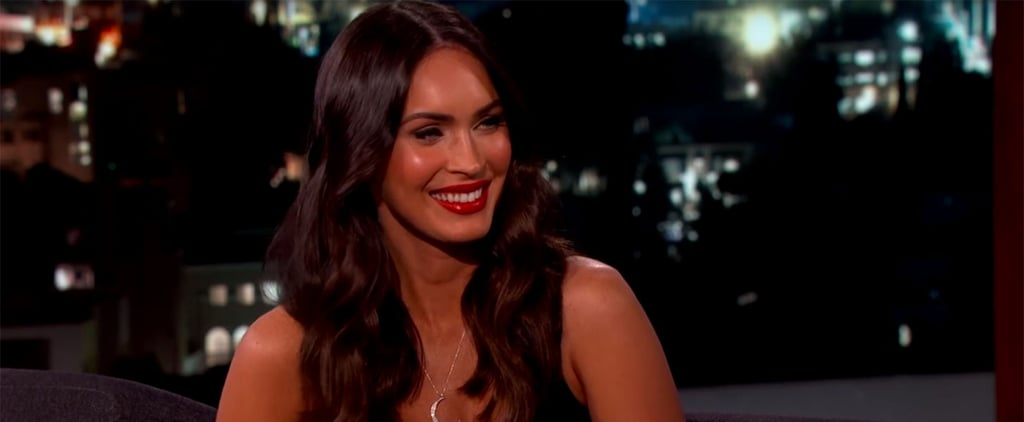 Megan Fox Explains How Her Unborn Baby Sends Her Messages