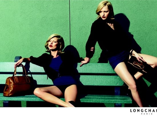 Longchamp 2009 Spring/Summer Ad Campaign