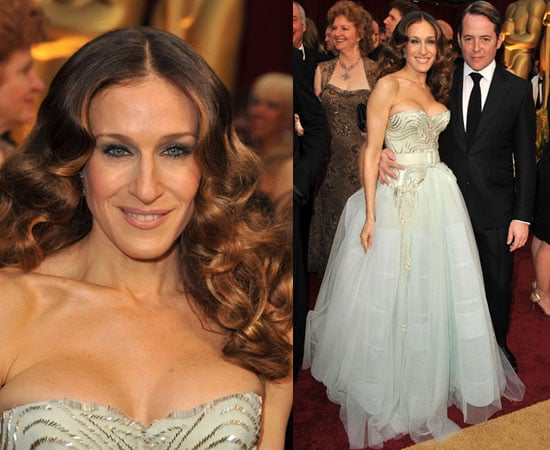 Oscars Red Carpet: Sarah Jessica Parker