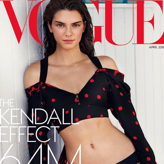 Kendall Jenner's Special Edition Vogue Issue (Video)