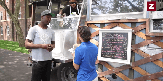 Food Truck Drives Social Change By Giving Jobs To Former Inmates