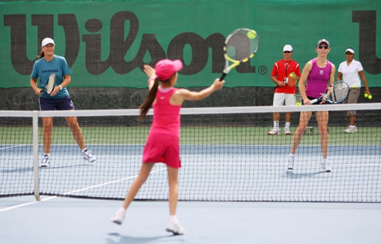 What to Expect From Your First Tennis Lesson