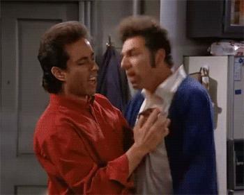 When Kramer Is Losing It Again