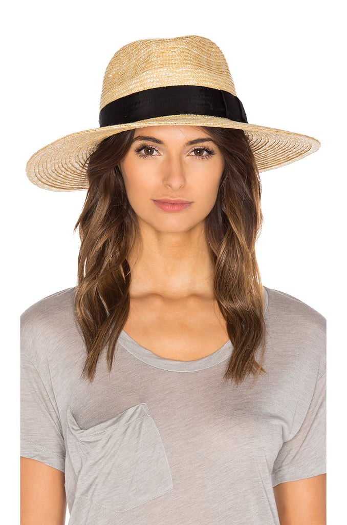 Your mom is always reminding you to stay protected from the sun — return the favor with this stylish hat. Brixton Joanna Hat ($48)