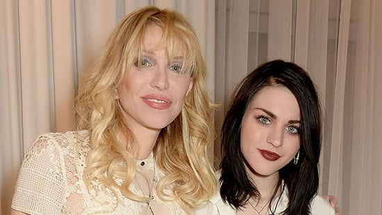 Frances Bean Cobain Covers Jimmy Eat World, Makes Mom Courtney Love Gush: 'Your Father Is Very Proud'