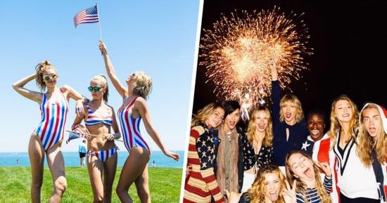 Cute 4th of July Outfits from Celebrities — What to Wear ...