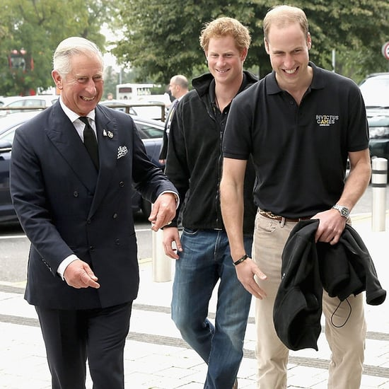 Prince William and Prince Harry's Embarrassing Dad Moments