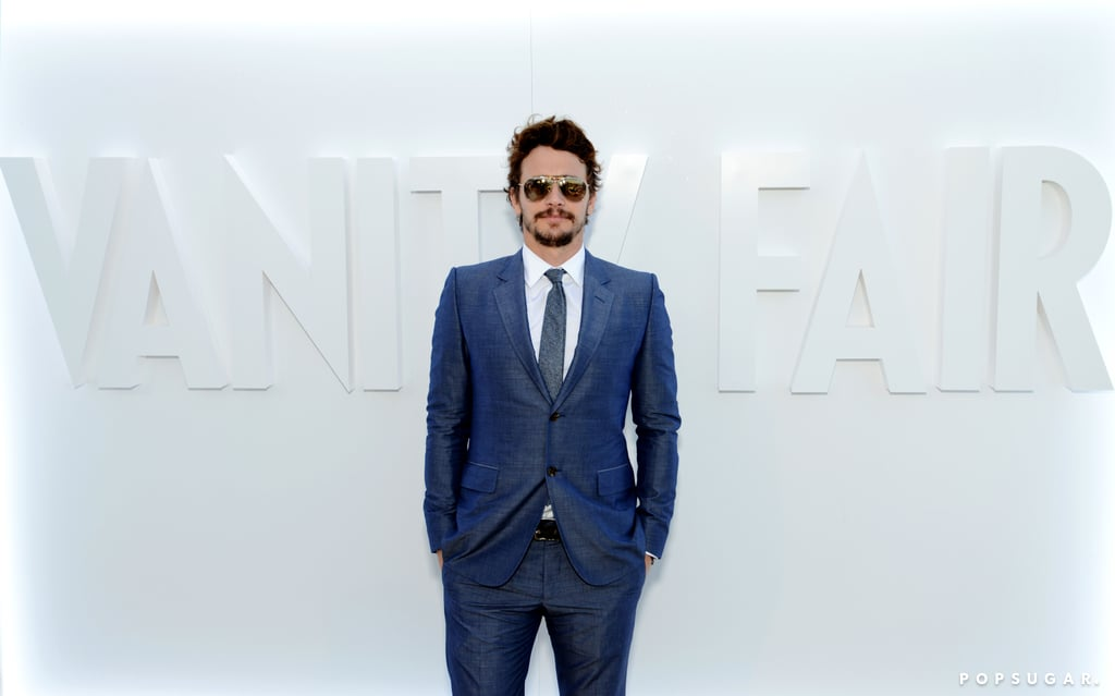 Jessica Chastain Pops Up in Cannes to Party With James Franco