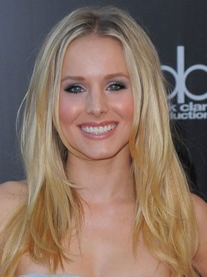 Kristen Bell at the 2009 American Music Awards
