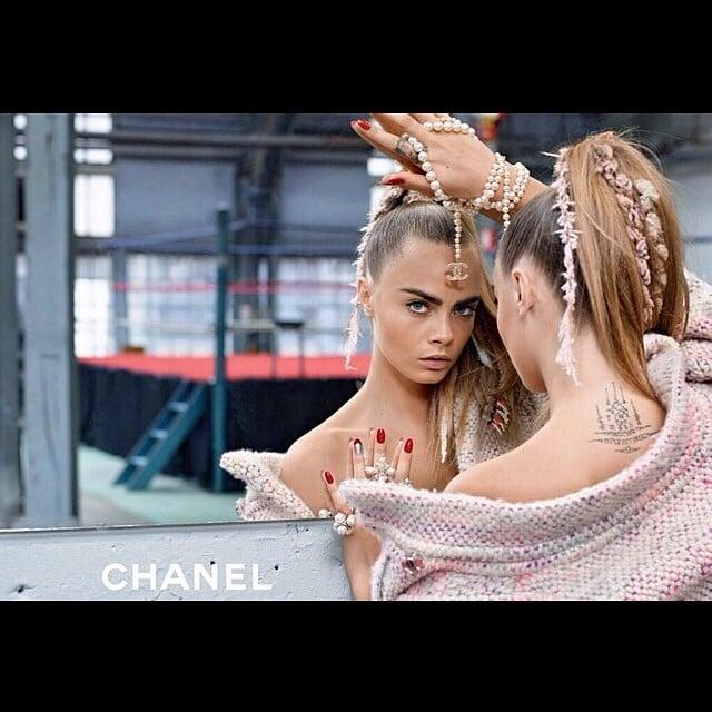 Chanel Fall 2014