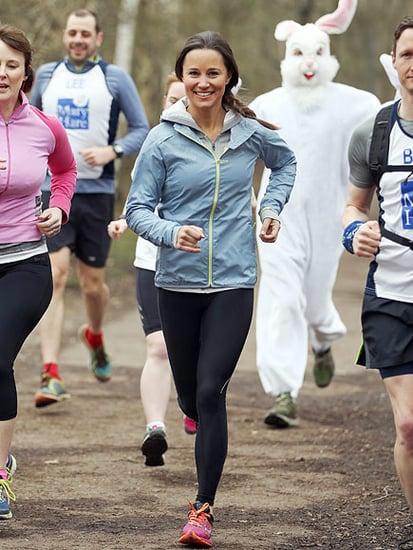 Pippa Middleton Runs 7K Days After Brutal Cross-Country Ski Race