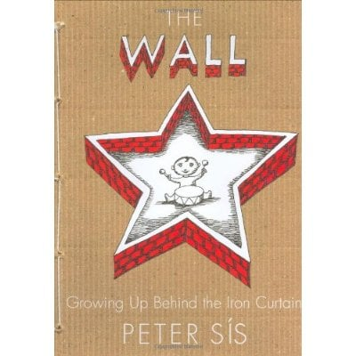 The Wall: Growing Up Behind the Iron Curtain ($12)