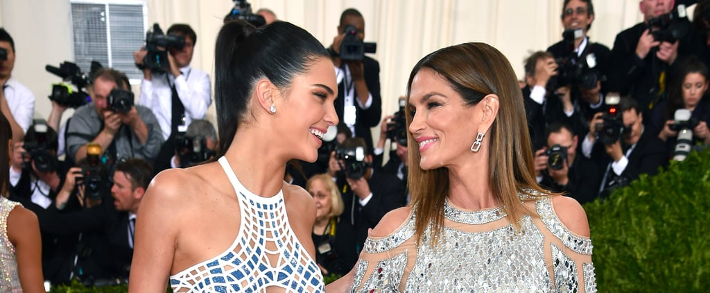 These Looks Prove That Models Treat the Met Gala Like the Fashion Oscars
