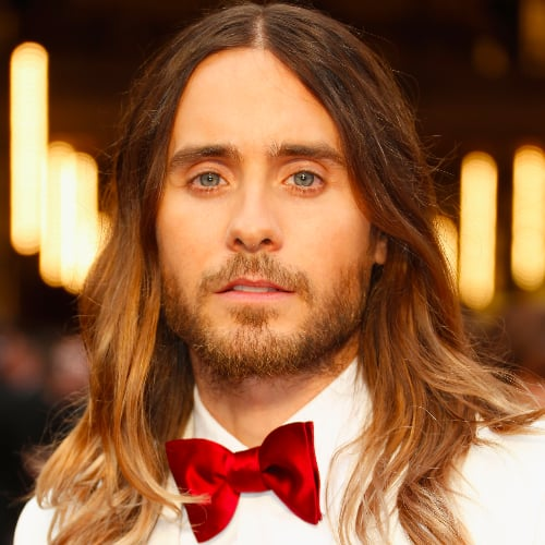 How to get Jared Leto's Hair From the 2014 Oscars
