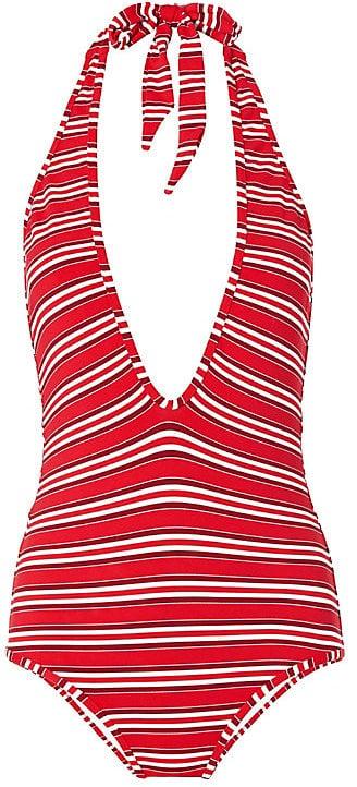 Zimmermann Roza Striped One Piece Swimsuit ($295)