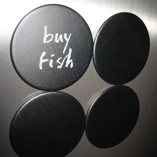 Etsy Find: Magnetic Blackboard Coasters
