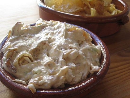Katie Lee's Vidalia Onion Dip