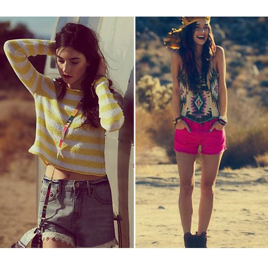 Free People April Look Book Is Packed Full of Festival Fashion In Time for Coachella 2012: Snoop Our Editor's Picks