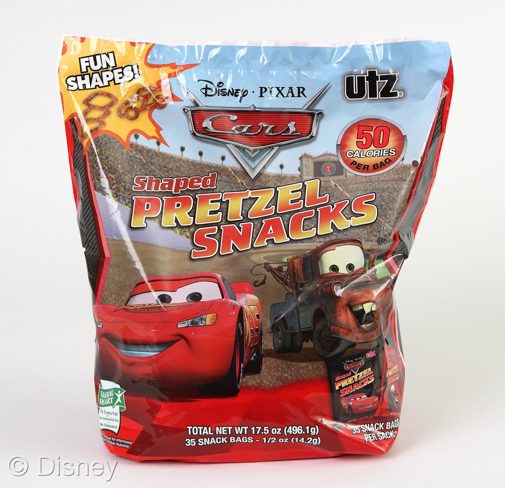 Disney Cars Shaped Pretzels ($15)