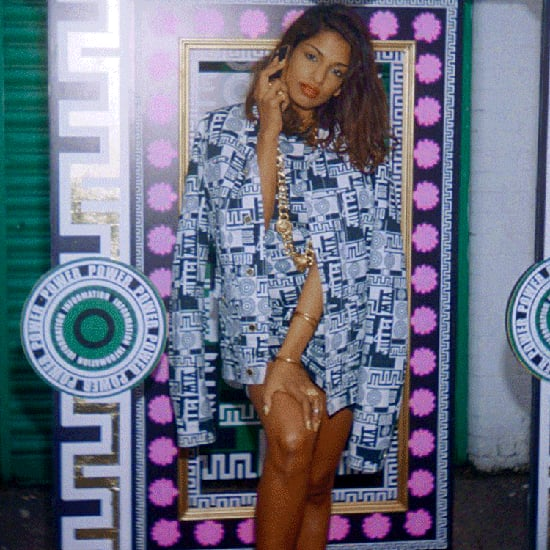 M.I.A.'s Versus Collaboration Was Inspired by Bootleg Versace