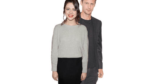 Sundance: Alexander Skarsgard and Bel Powley Talk The Diary of A Teenage Girl